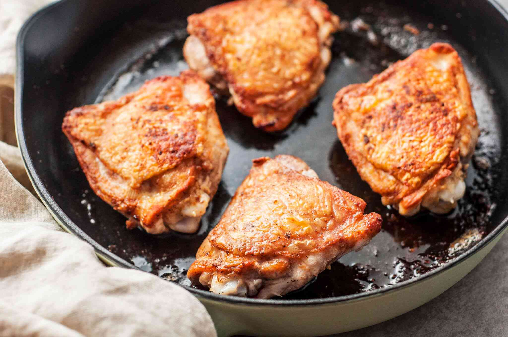 Image result for chicken thighs