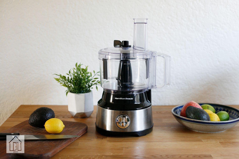 Hamilton Beach 10-Cup Food Processor with Bowl Scraper