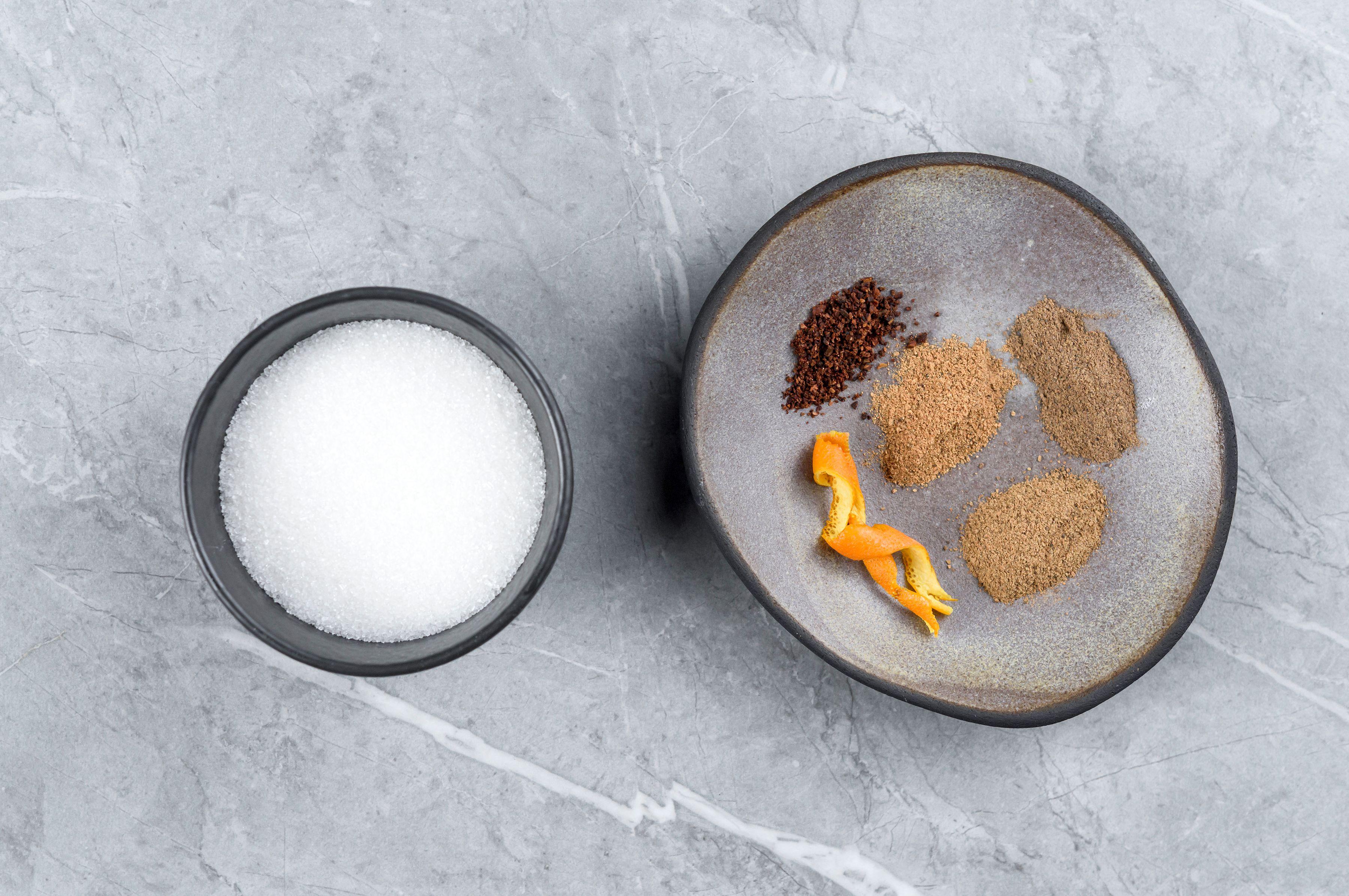 Wassail Drink Mix Recipe ingredients