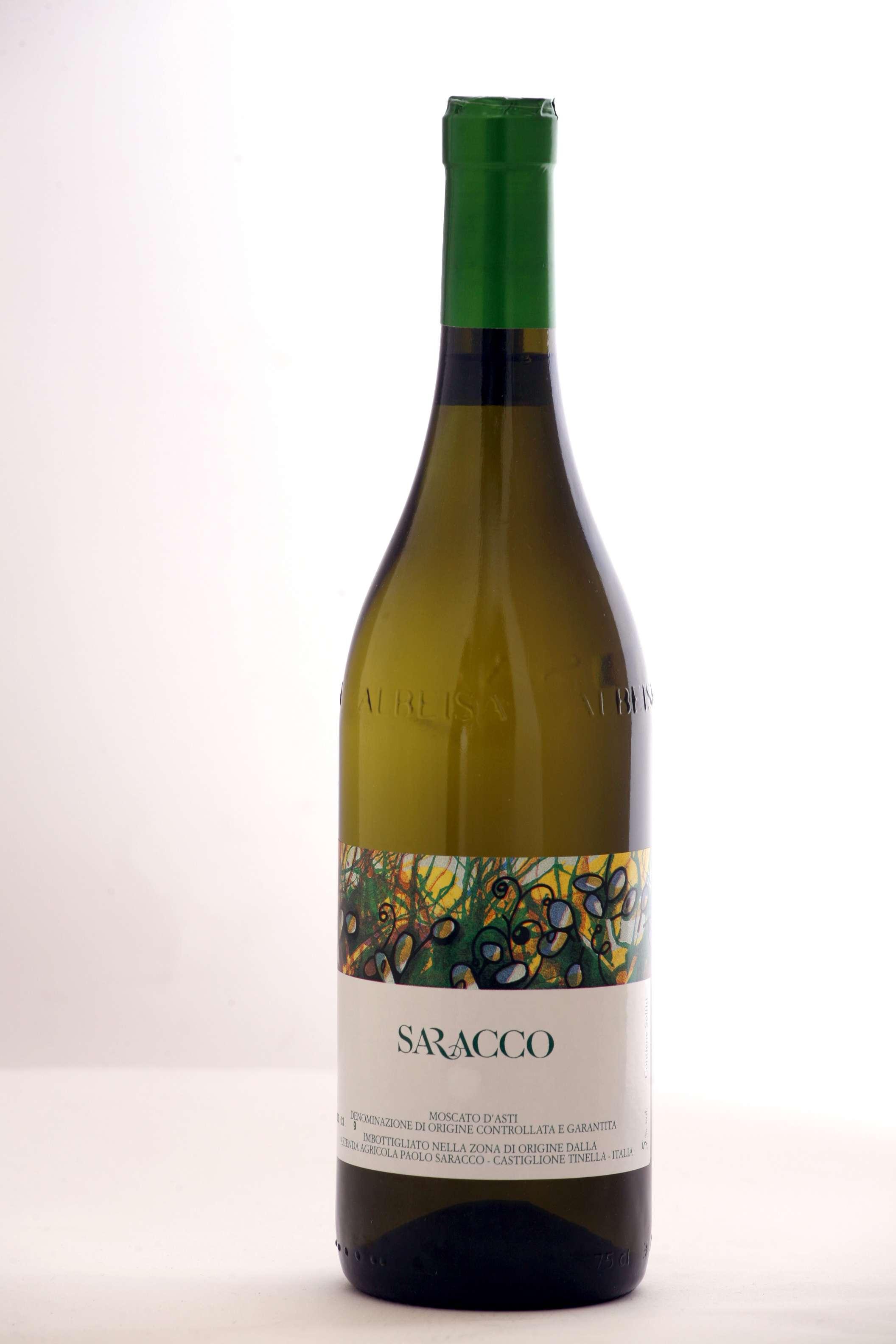 Saracco Moscato d'Asti 2014