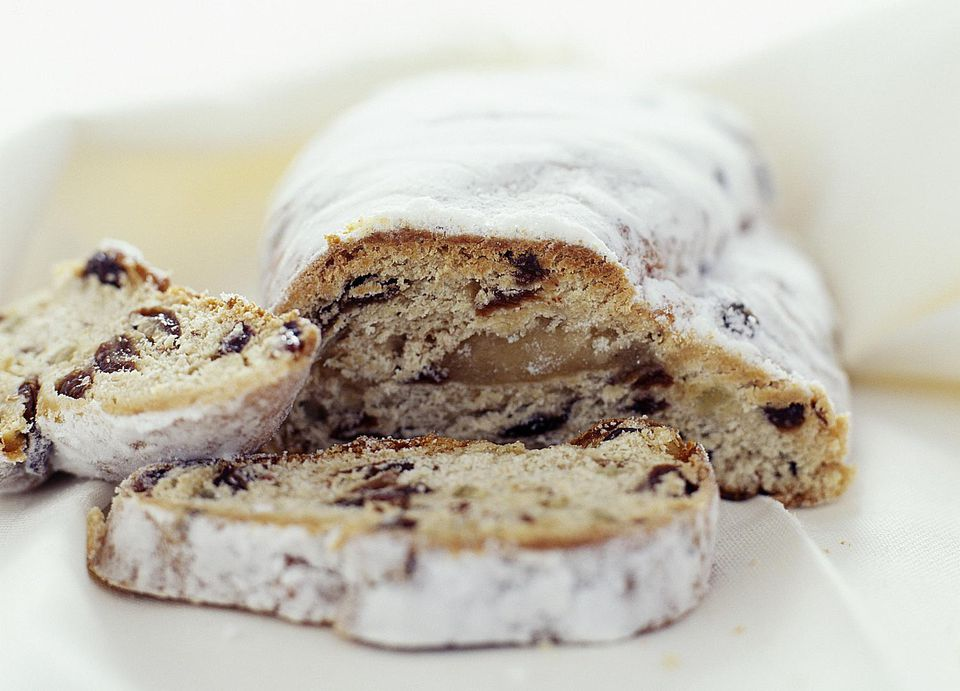The Great British Bake Off's Christmas Stollen