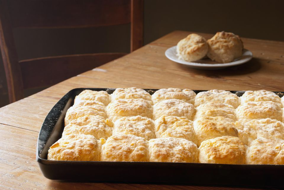 Fresh Biscuits