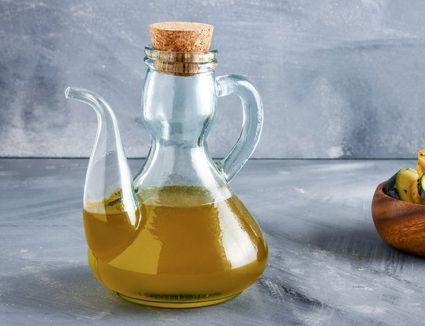 Lemon-infused olive oil recipe