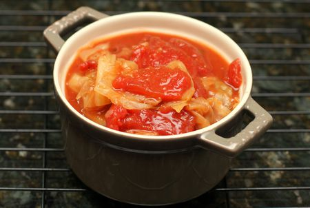 One Week Cabbage Soup Diet