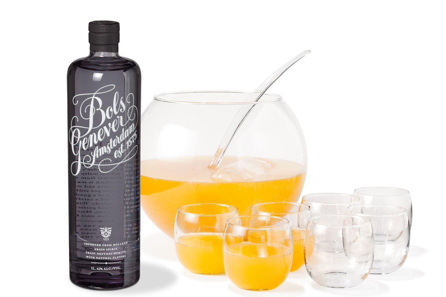 Bols Genever and the Old Sydney Town Punch