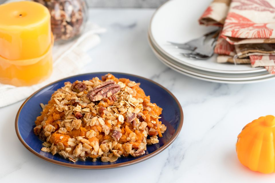 Praline sweet potato recipe