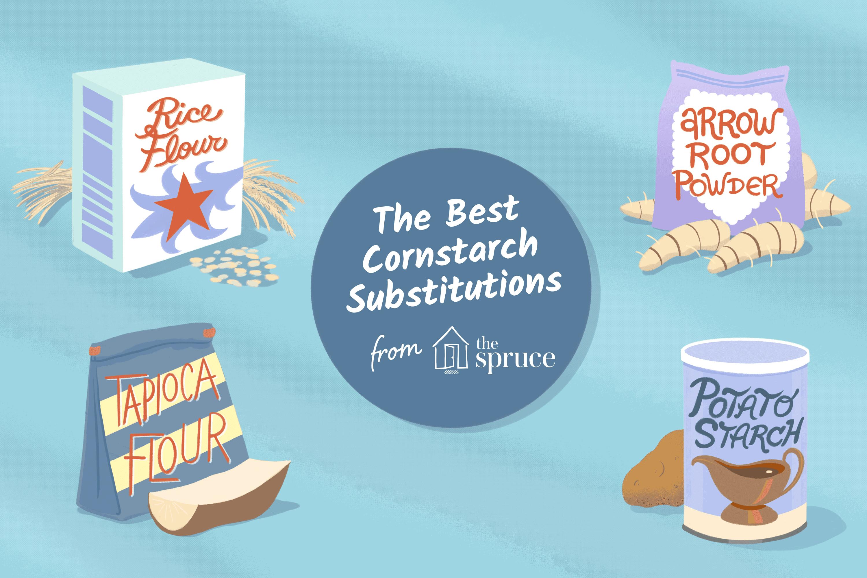 The best cornstarch substitutions