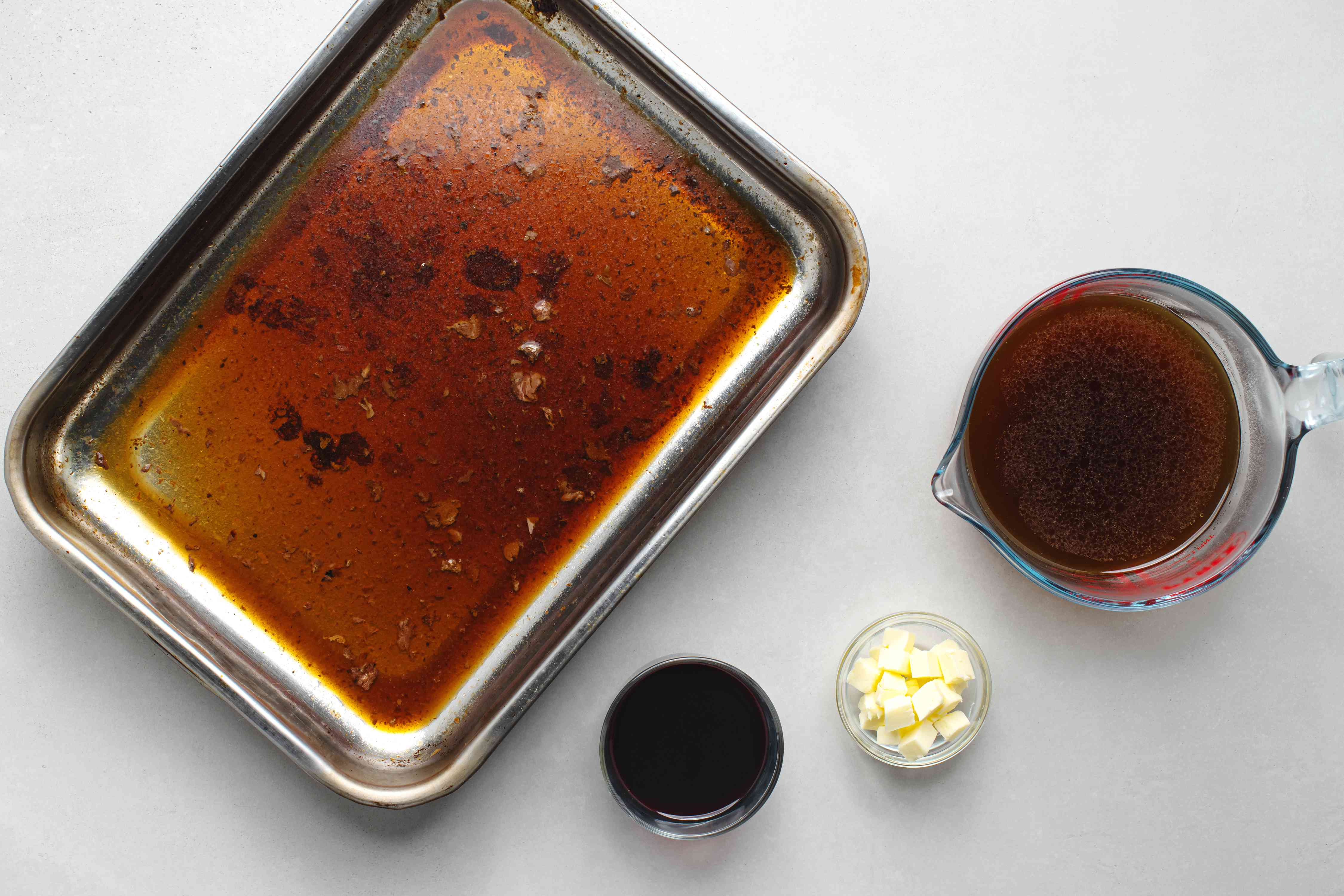 Traditional Beef Gravy ingredients