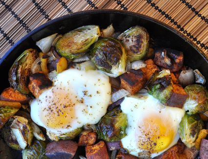 Brussel sprout hash