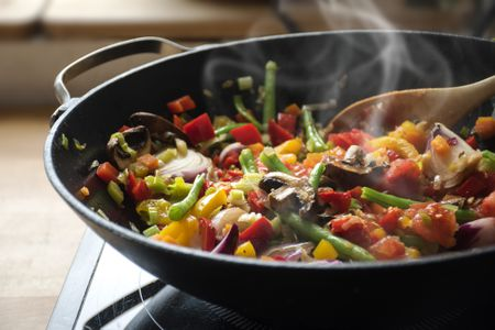 Vietnamese Stir-Fried Mixed Vegetables