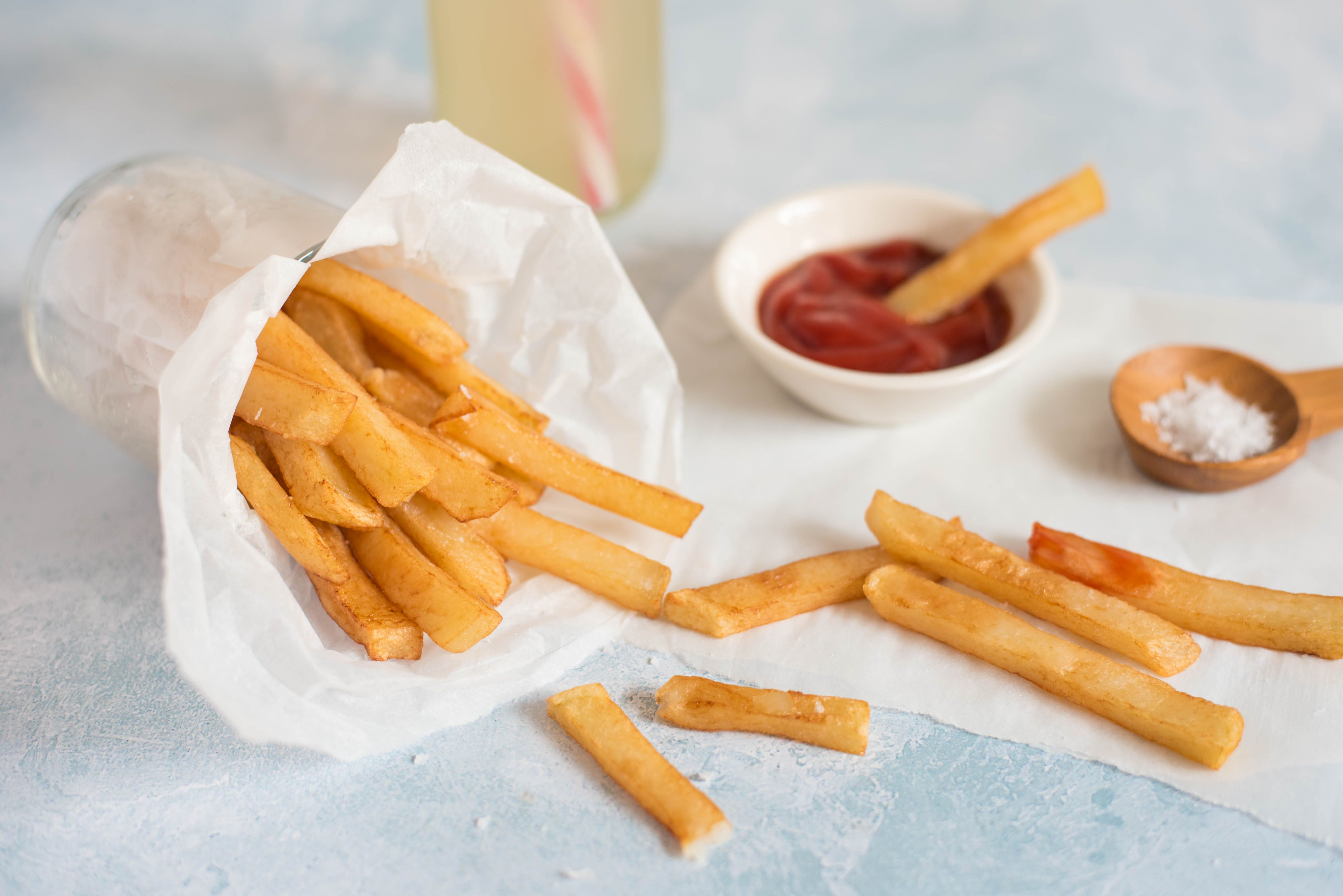 Perfect Homemade French Fries Recipe