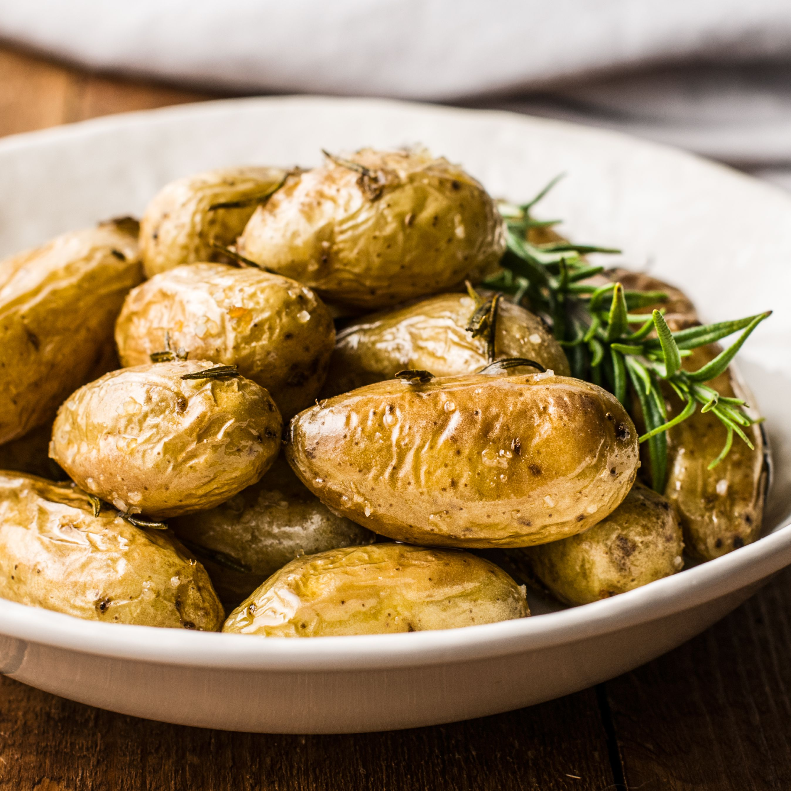 Roasted Fingerling Potatoes Recipe