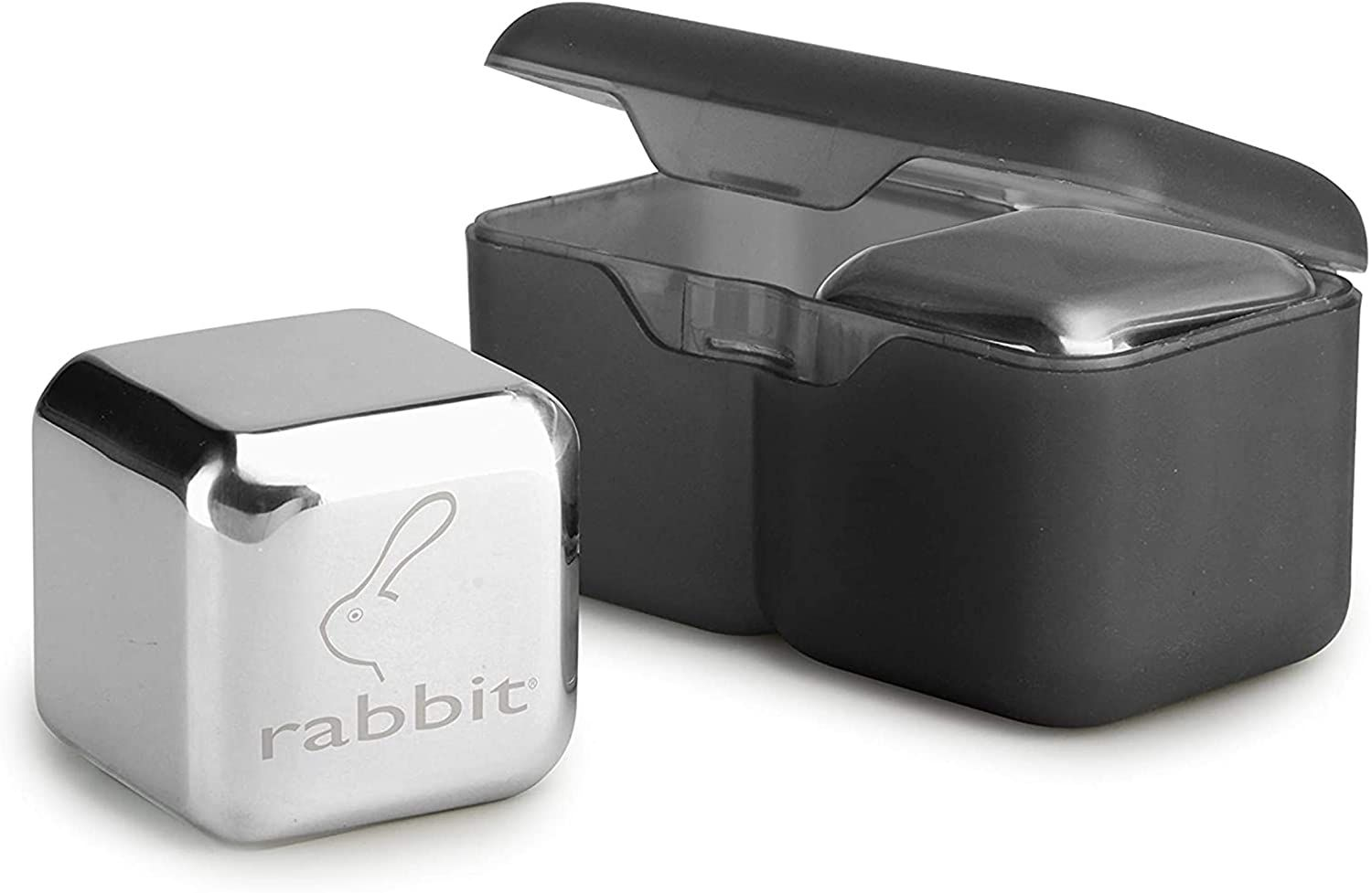 Rabbit Whiskey and Beverage Chilling Stones