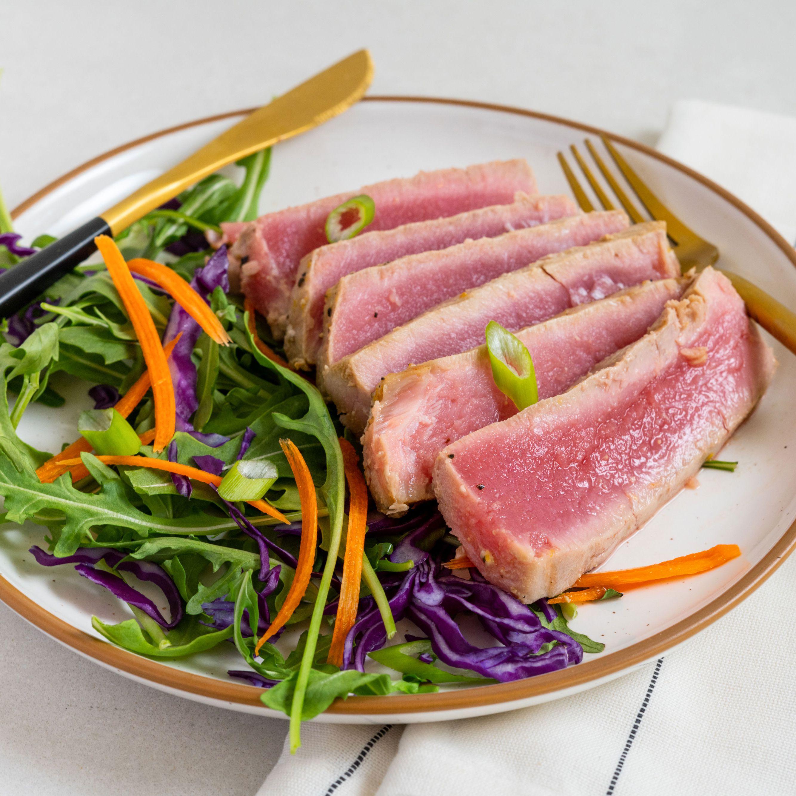 Tuna Salad Recipe Lemon Pepper
