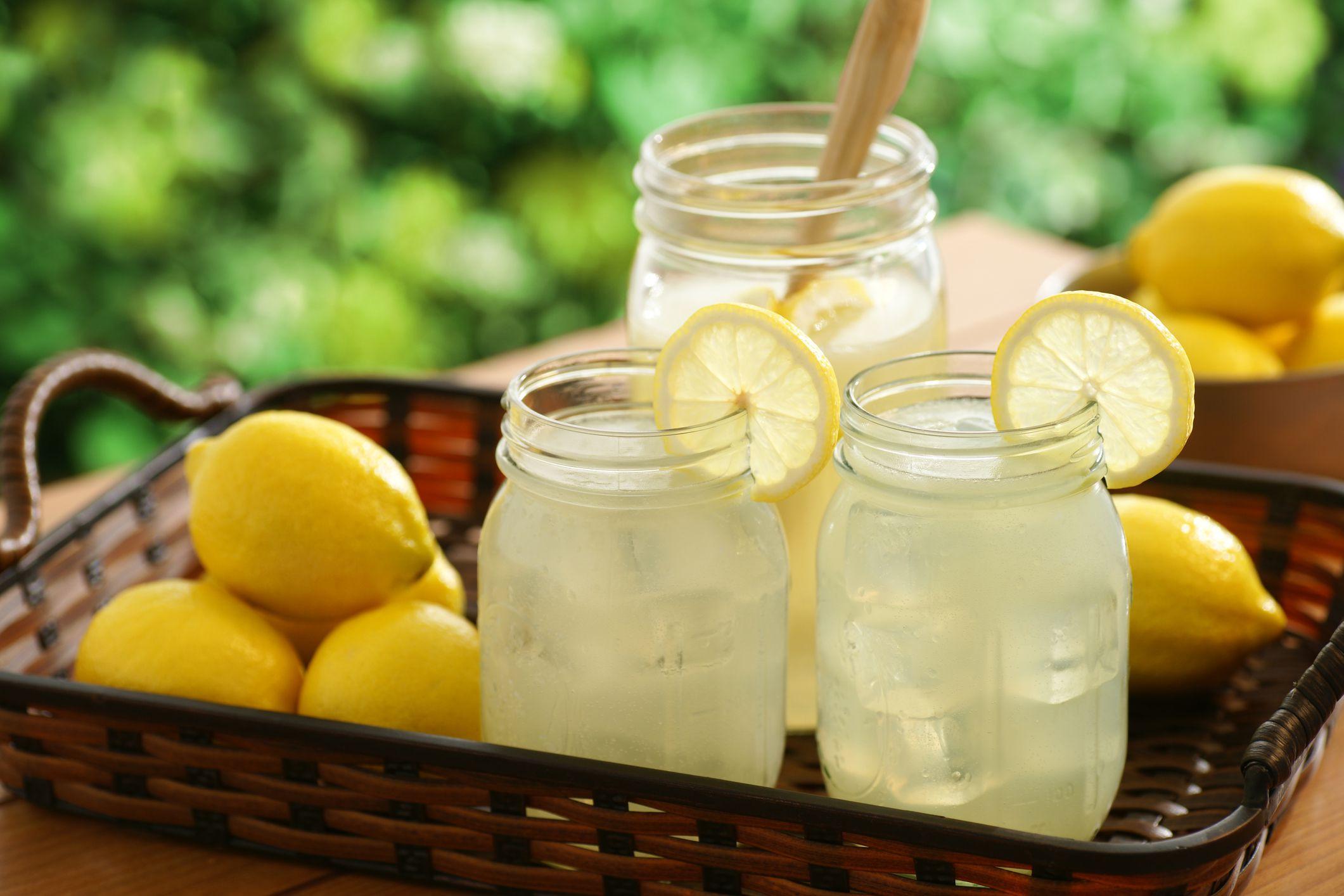 How To Make Homemade Lemonade Process Flow Diagram Orange Juice