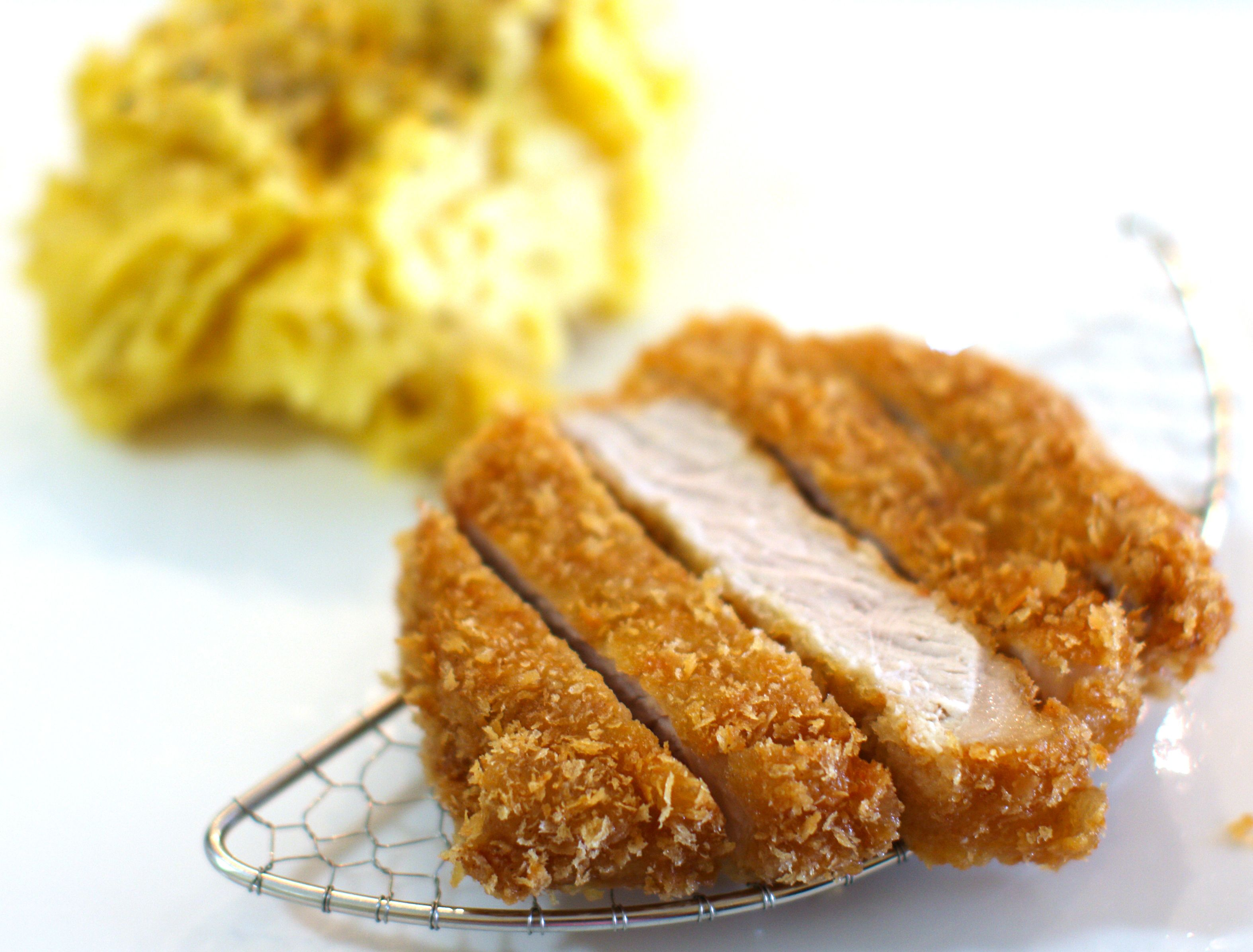Pork Cutlets With Gravy