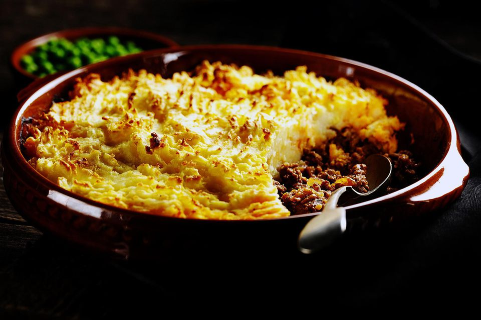 Luxury Sheperds Pie