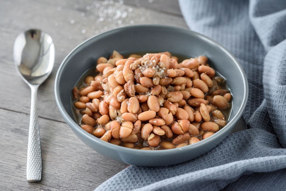 Basic Mexican beans recipe