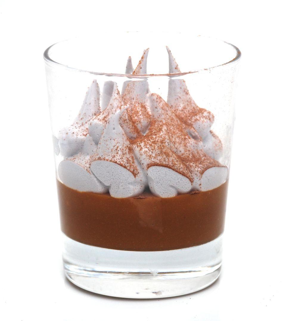 Suspiro de Limeña - Peruvian Caramel Meringue