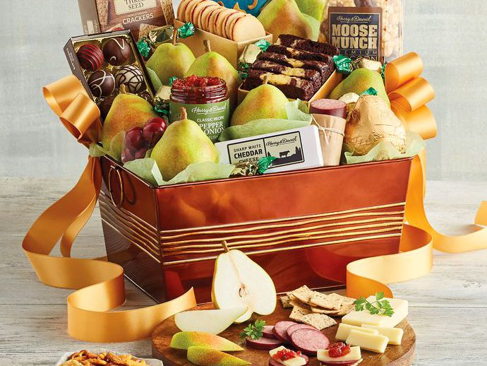 The 14 Best Gift Baskets Of 2020