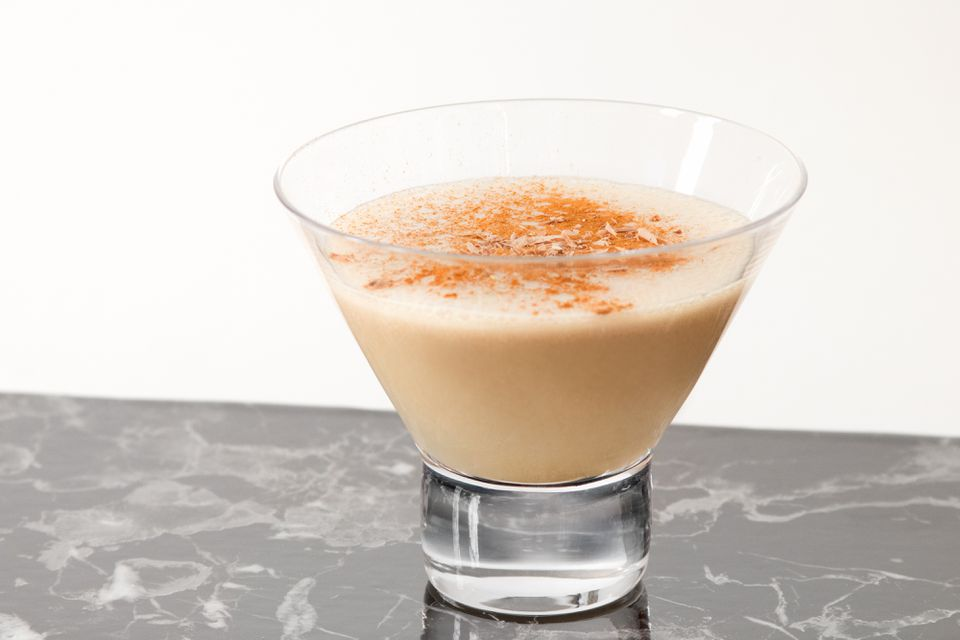 Dulce de Leche Cocktail With Bacardi Rum