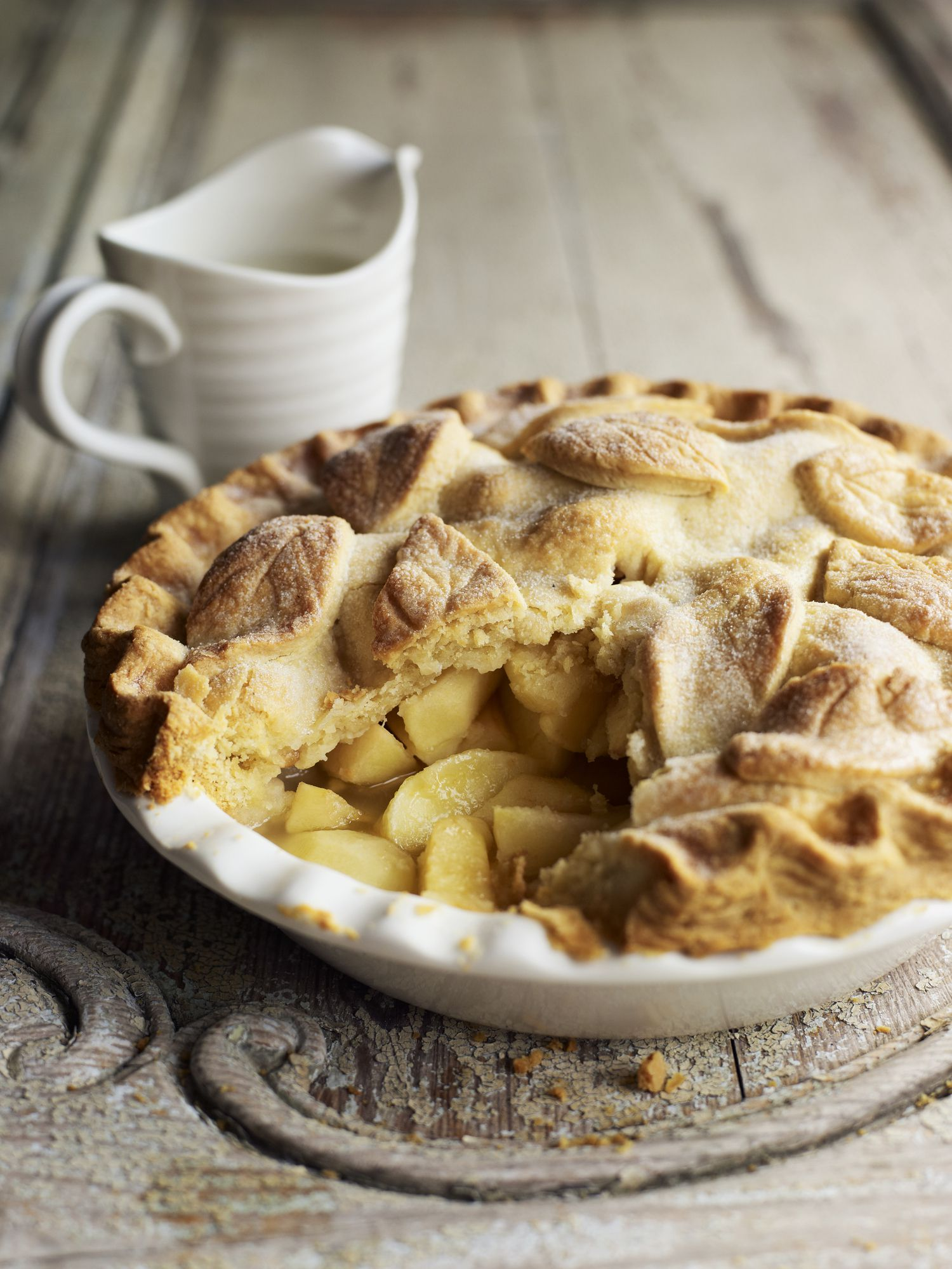 Proper British Apple Pie Recipe