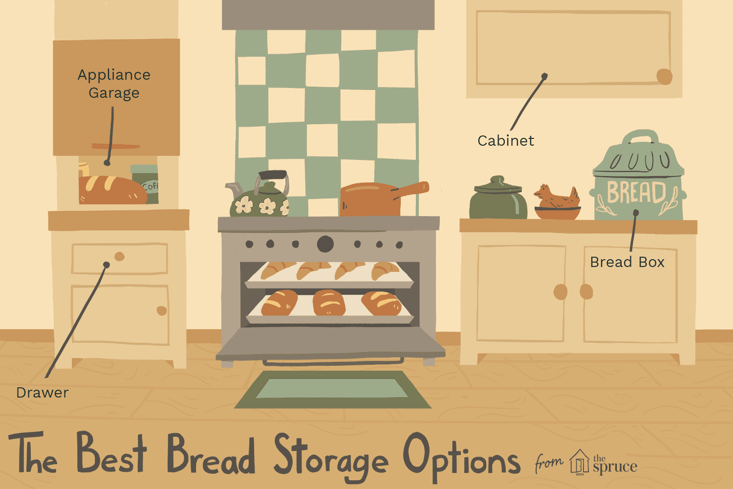 The Best Bread Storage Options