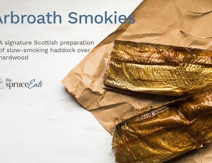 Arbroath smokies info graphic