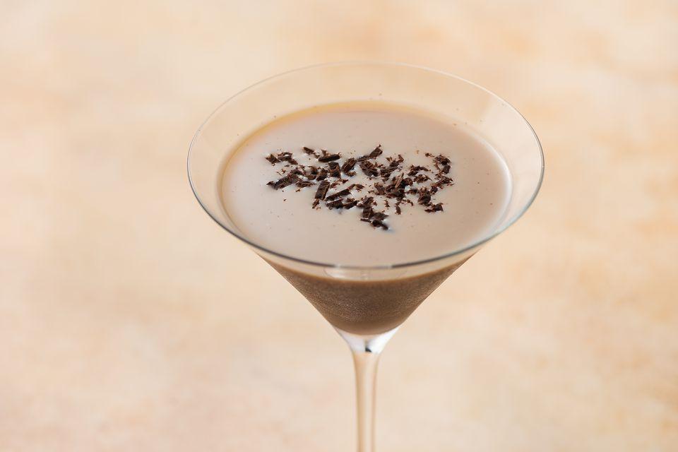 Chocolatini Cocktail