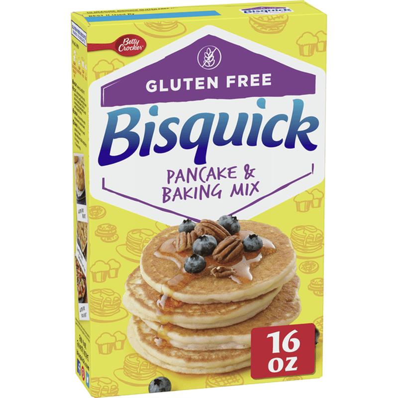 Bisquick Gluten Free Pancake and Baking Mix