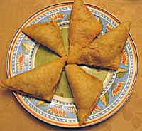 Galician Turnover or Pasties