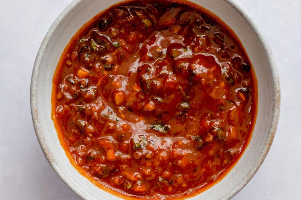 Ssamjang (Korean Rice Wrap Sauce) Recipe