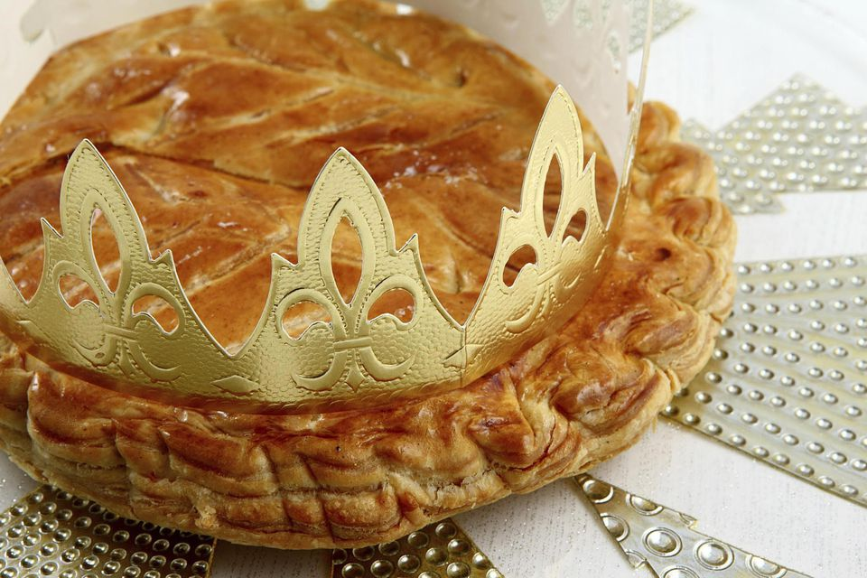 French king cake