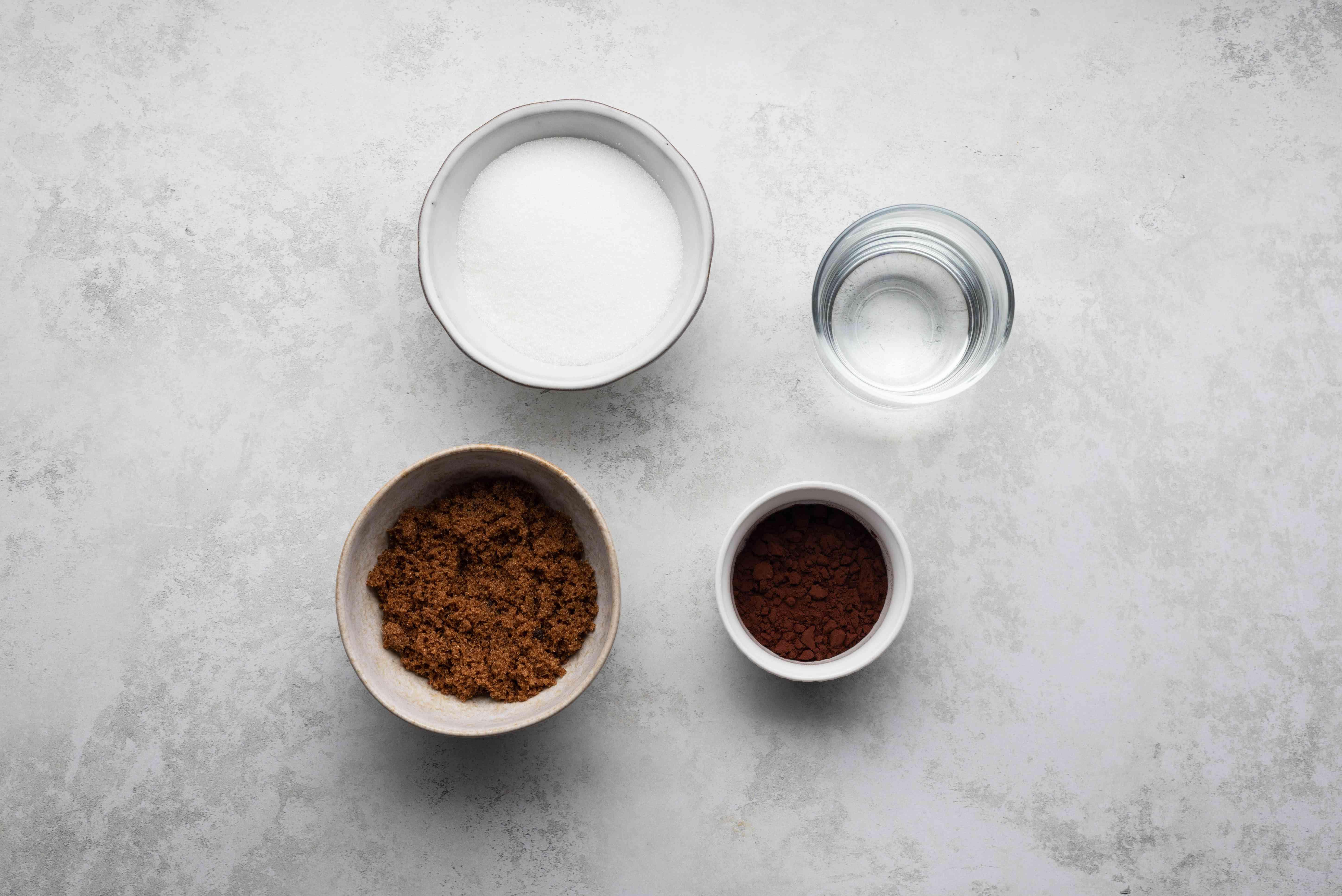 topping ingredients