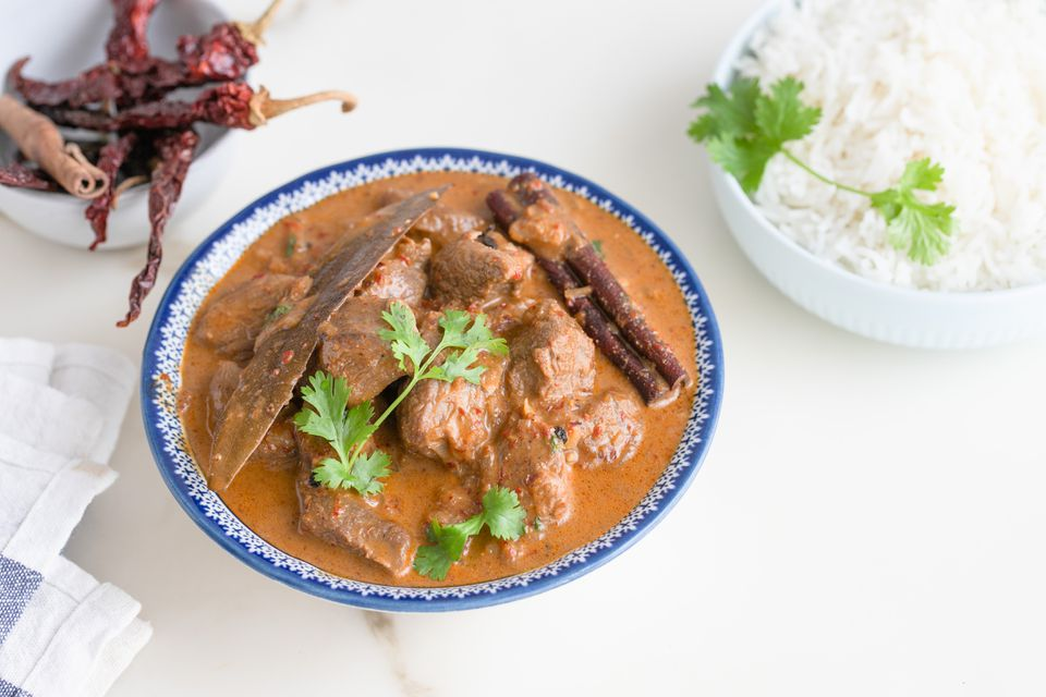 Rogan Josh - Indian Lamb Dish Recipe