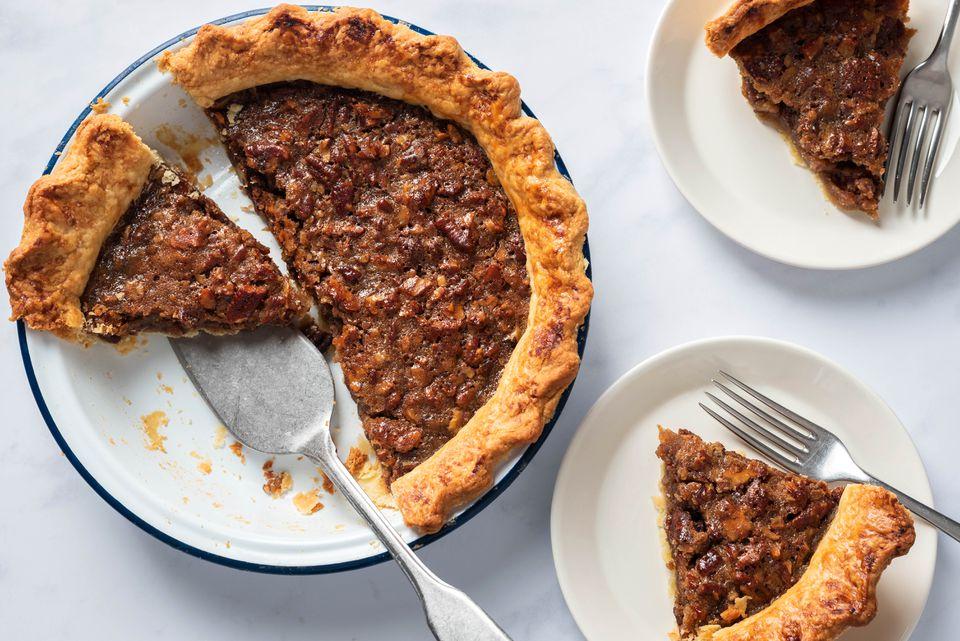 Delicious Dairy-Free Pecan Pie