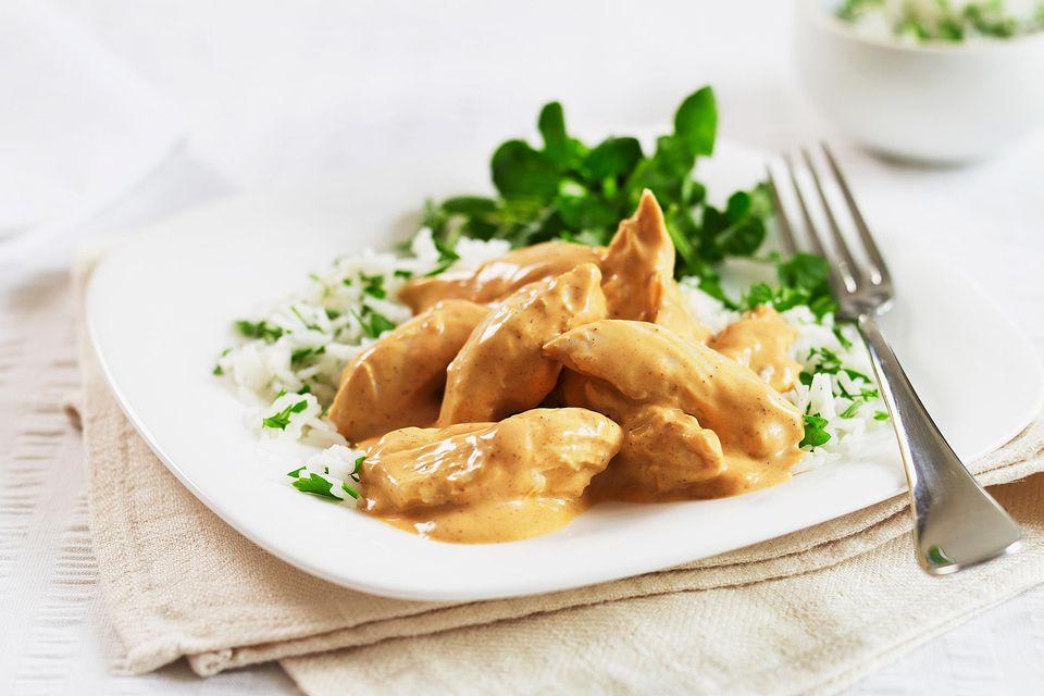 Amaretto Chicken