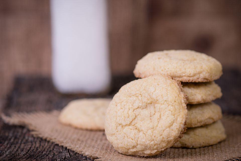 sugar cookies, getty