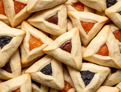 Jewish Hamantaschen Cookies