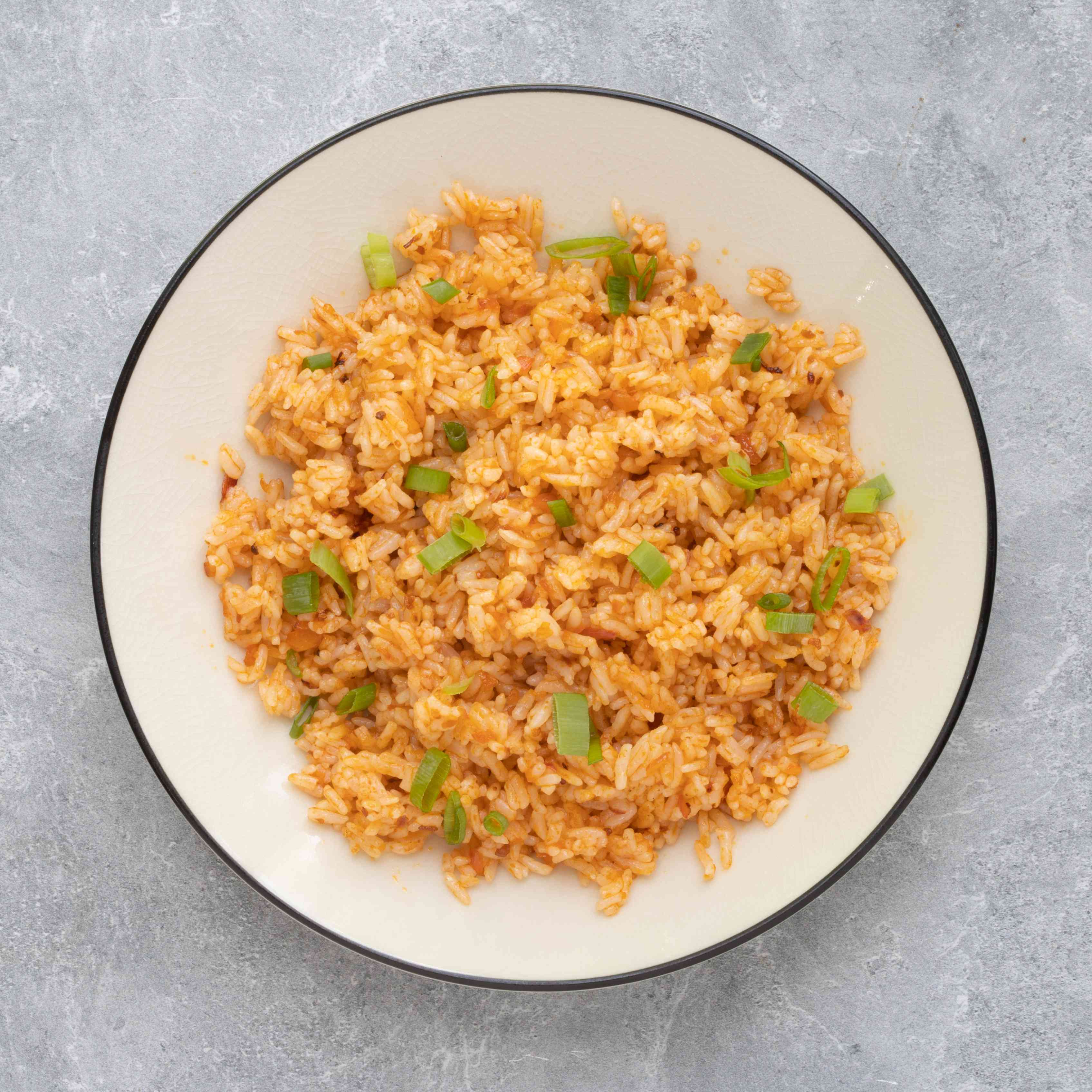 Filipino Fried Rice With Crab Paste