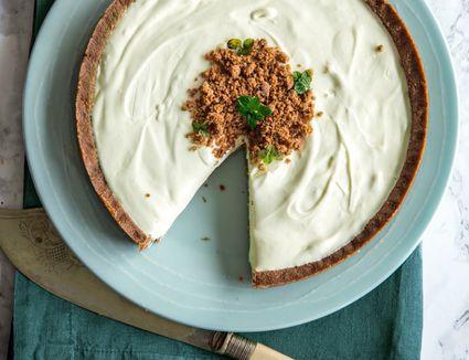No-Bake Grasshopper Pie