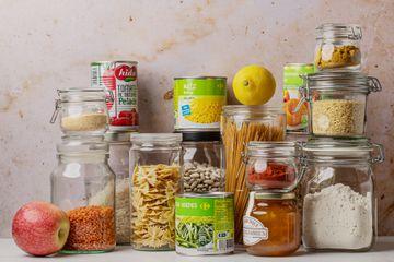 Pantry master list recipe