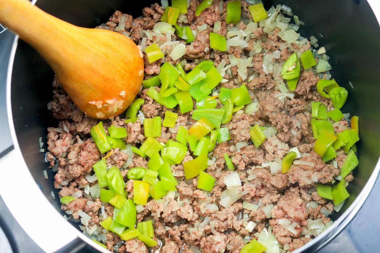 Easy Ground Beef Chili Recipe