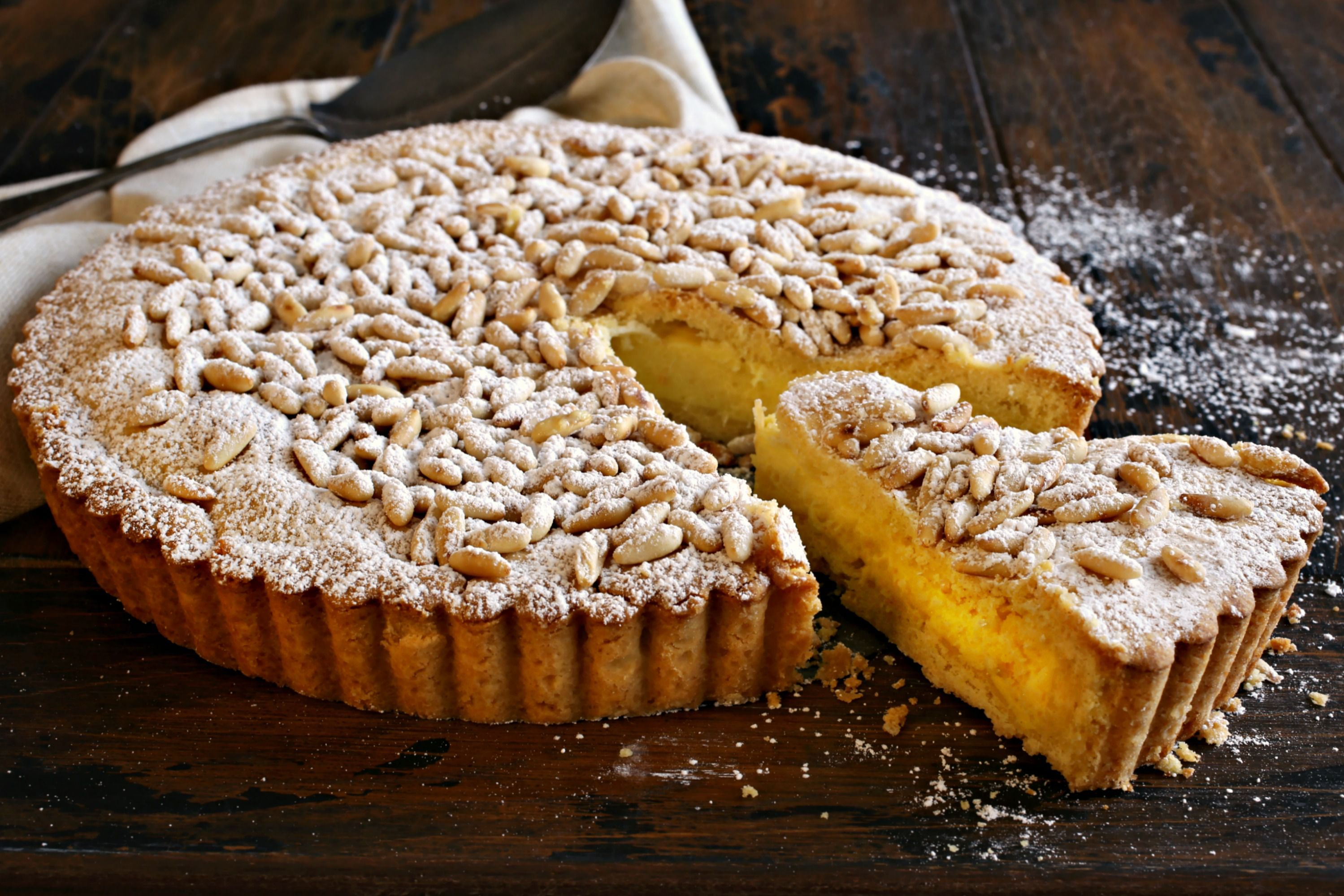 Bake Up a Torta Della Nonna That Rivals Any Italian Bakery Tart