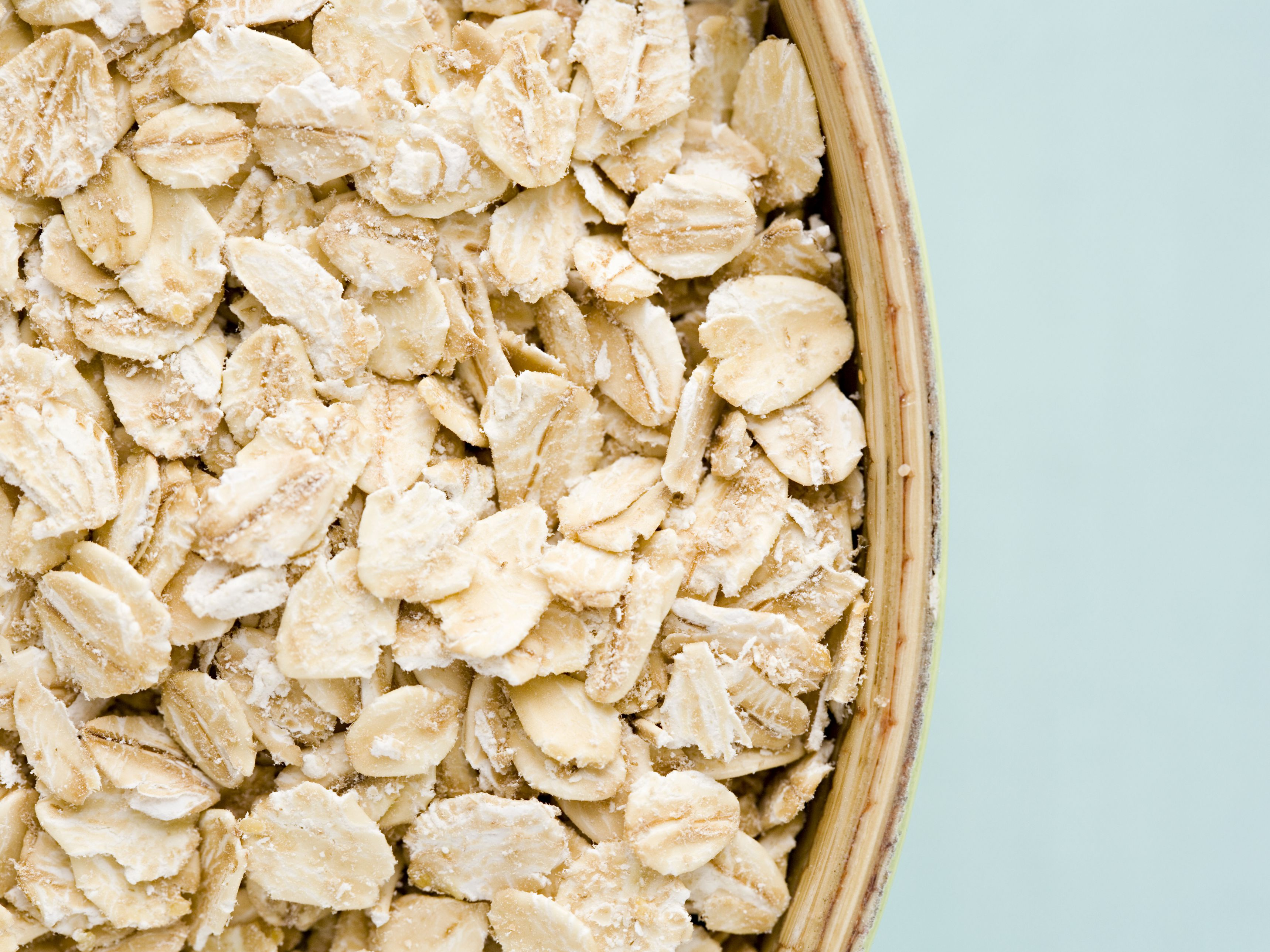 rolled oats and paleo diet