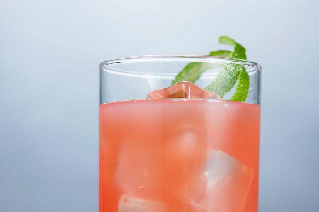 Red Lotus Cocktail