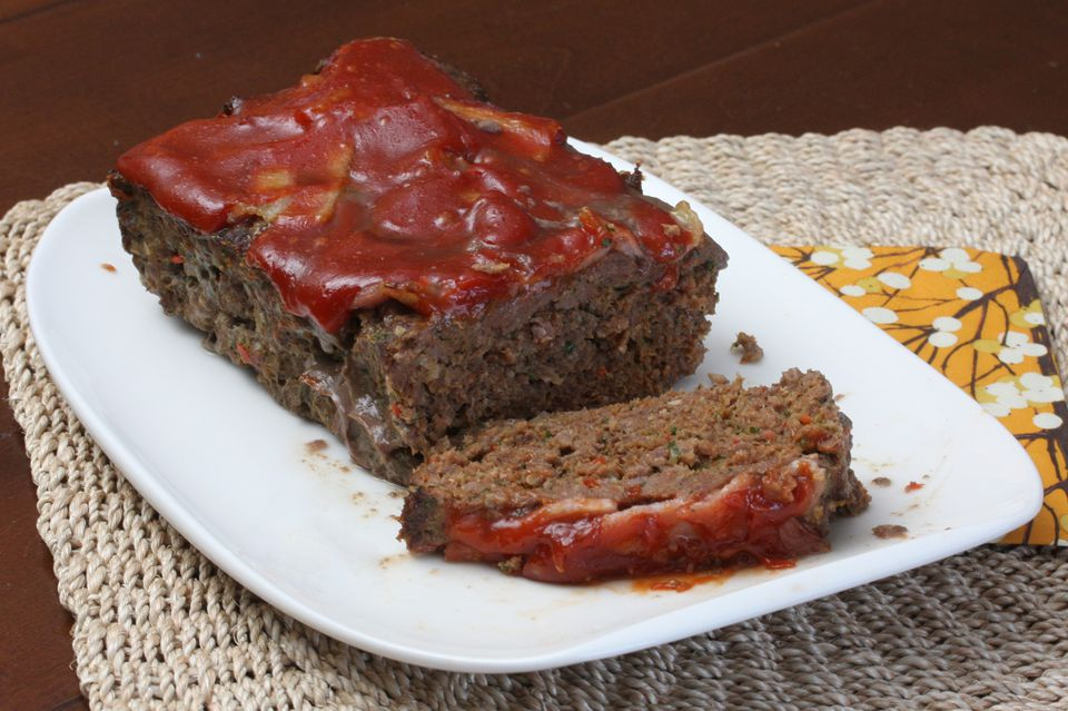 meatloaf with beef and sausage