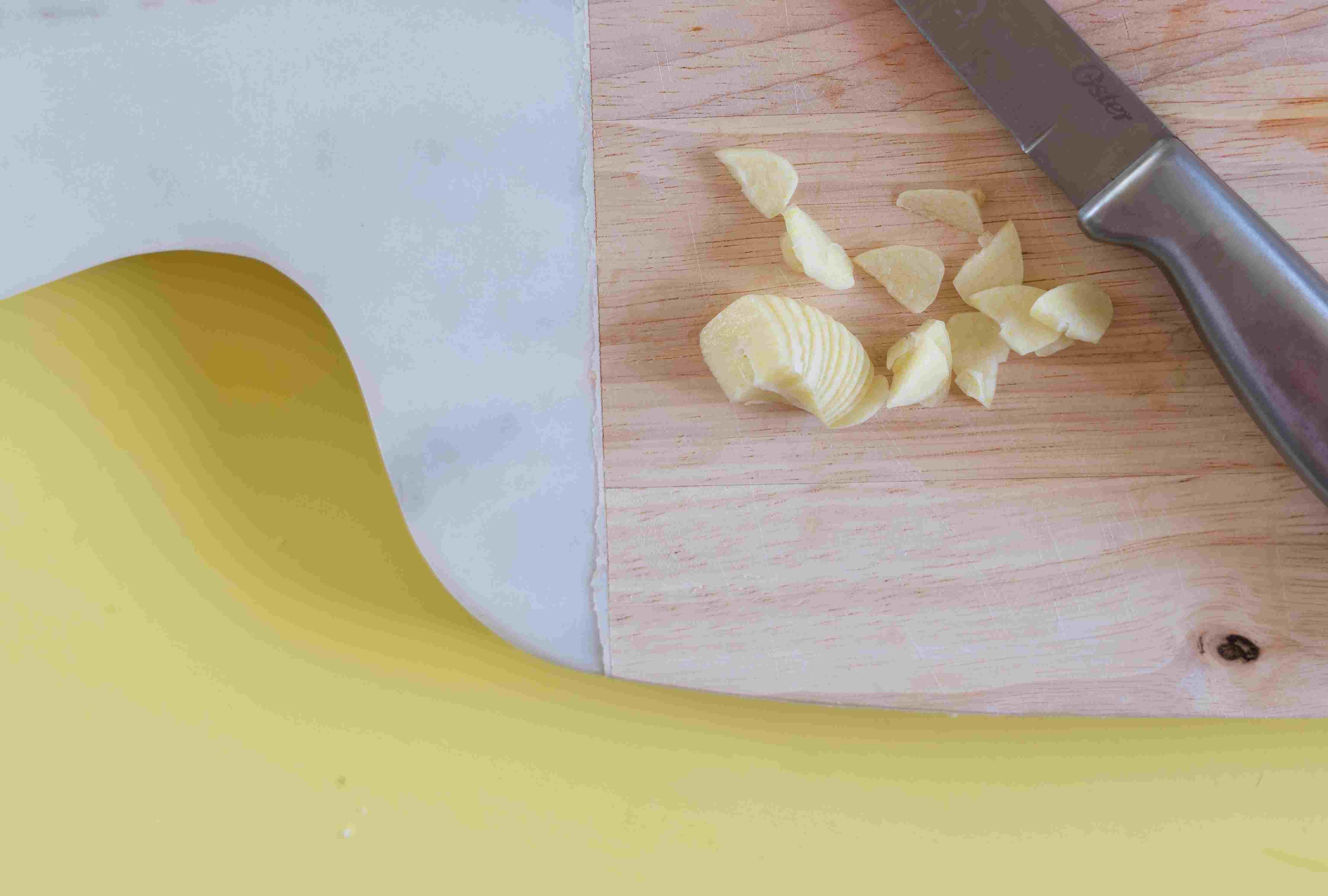 Garlic Sautéed Okra recipe