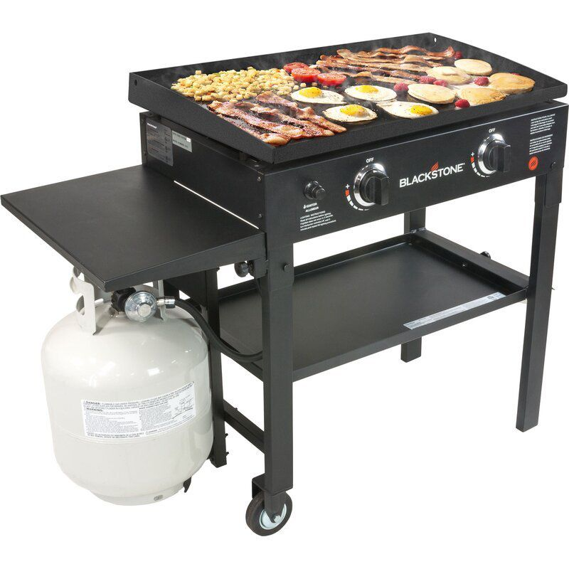 Blackstone 28-inch Outdoor Flat Top Gas Grill