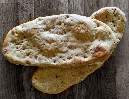 Hand Made Pitta Breads
